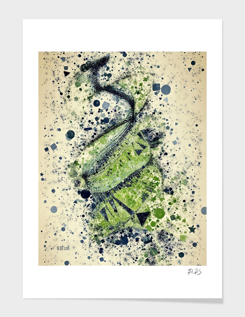 Spirals - An Abstract Fantasy