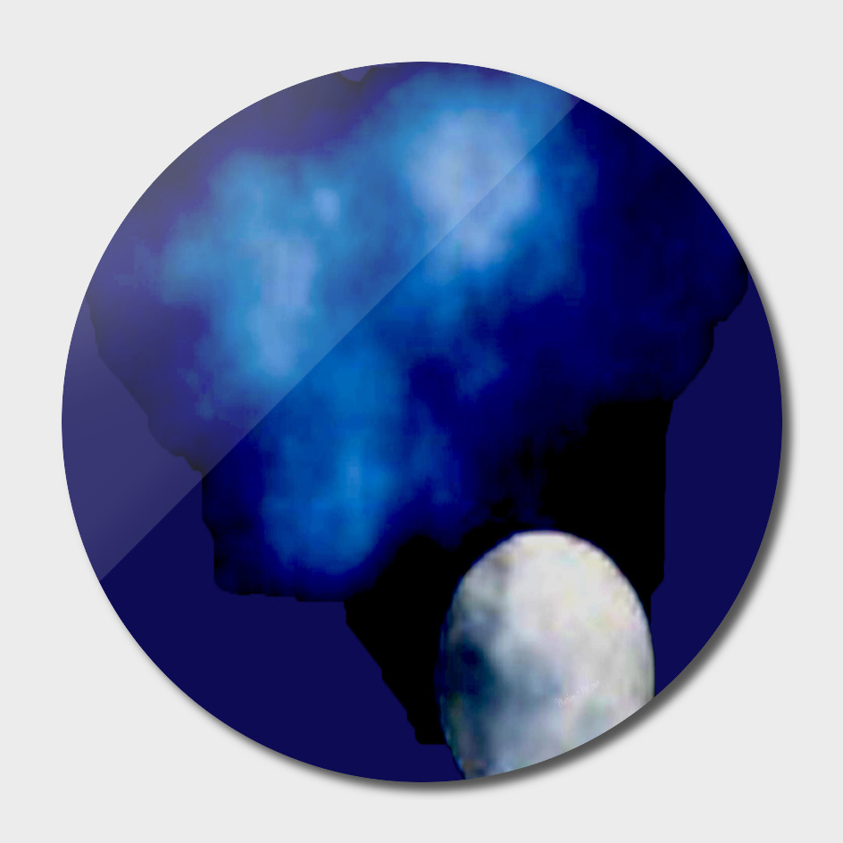 Galaxy-Moon