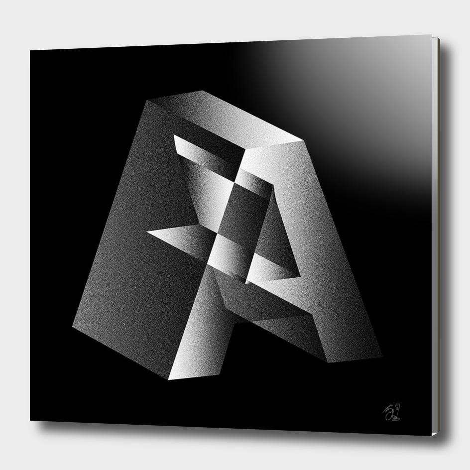 Glitch Space Type: A