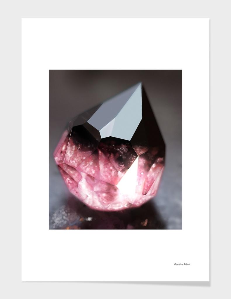 Crystal - Burmese Tourmaline