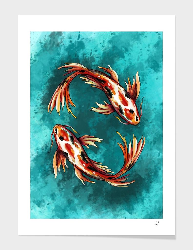 Fish Wave