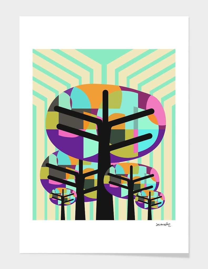 Joyful Trees