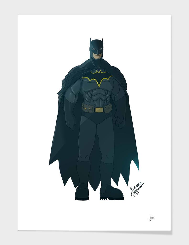 Batman Rebirth Animated