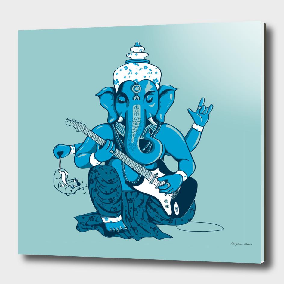 Ganesha rocks!