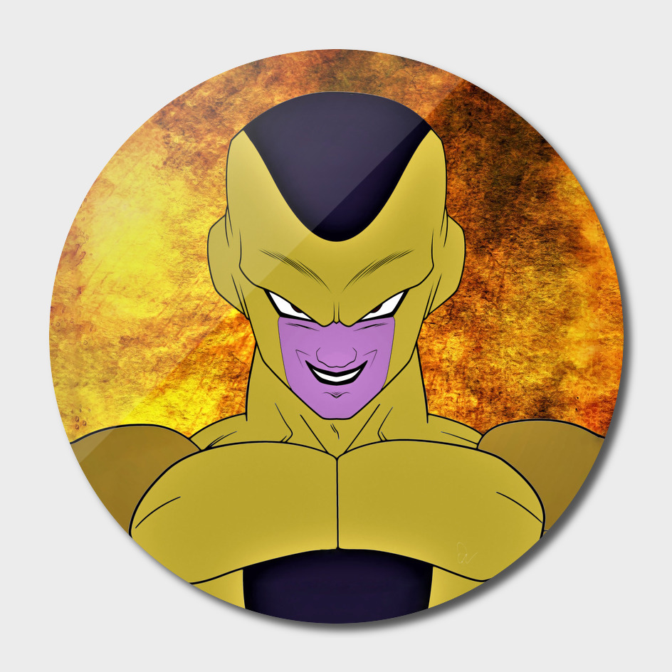 Dragon Ball *Golden Frieza*