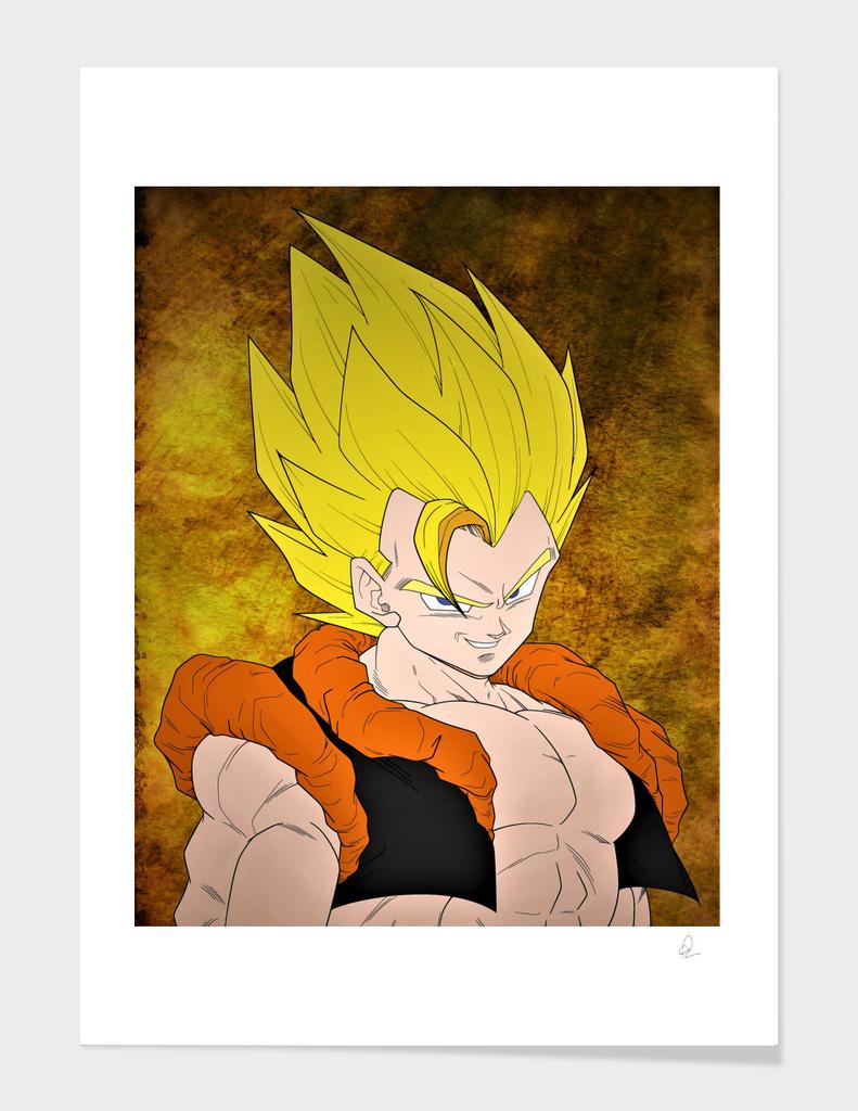Dragon Ball *Gogeta*