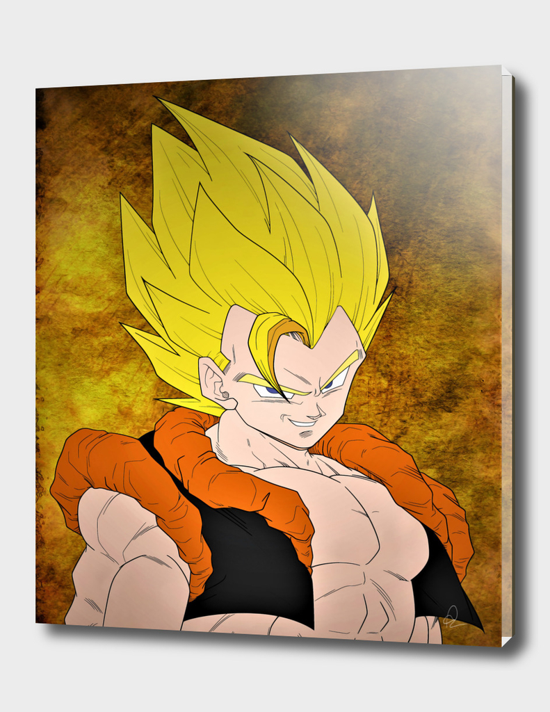 Dragon Ball *Gogeta*
