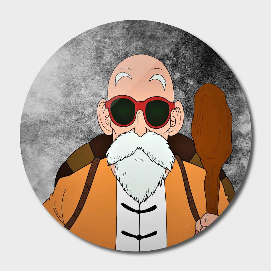 Dragon Ball *Master Roshi*