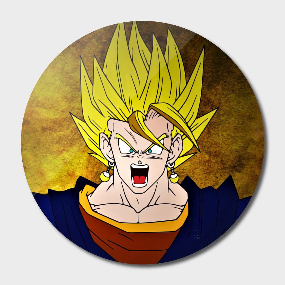 Dragon Ball *Vegetto*