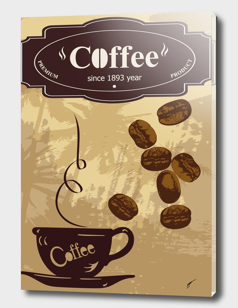 Coffee Poster 67 - Espresso