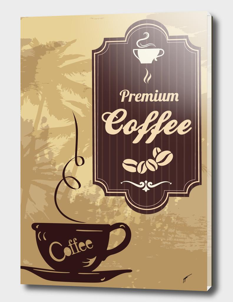 Coffee Poster 69 - Premium Logo