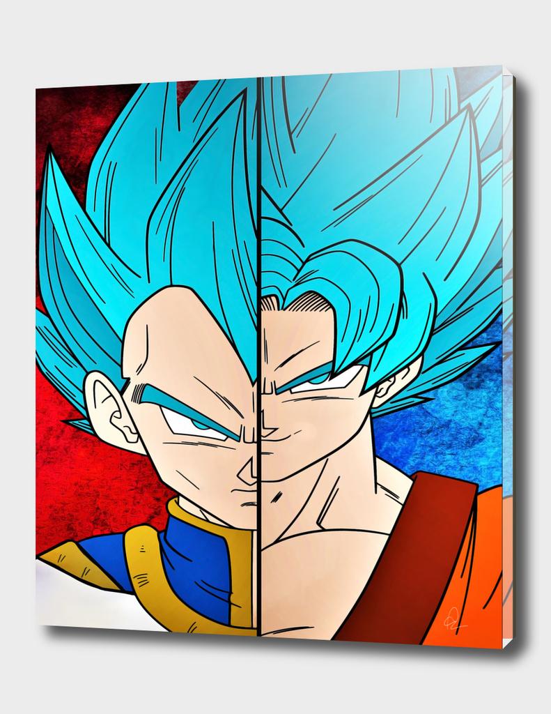 Dragon Ball *The Super God Fusion*