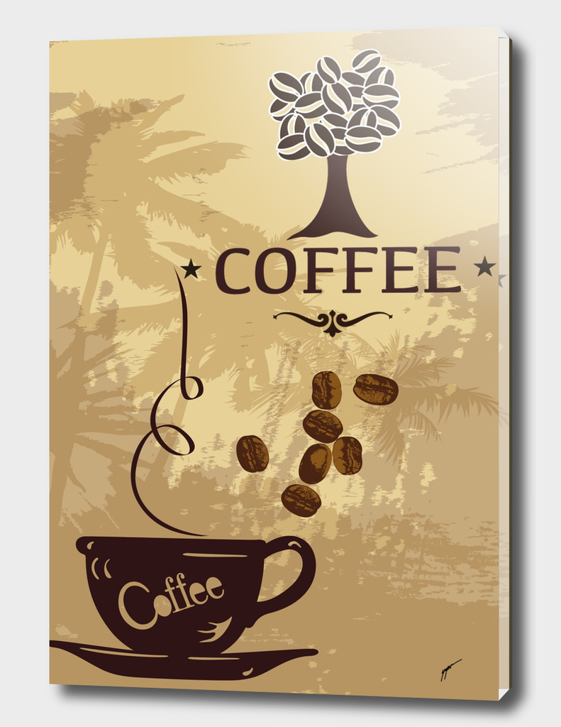 Coffee Poster 70 - Logo