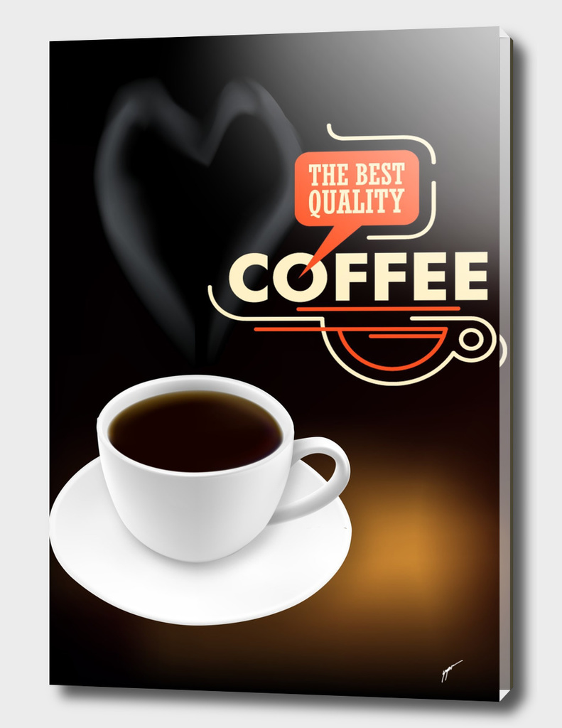 Coffee Poster 75 - Logo