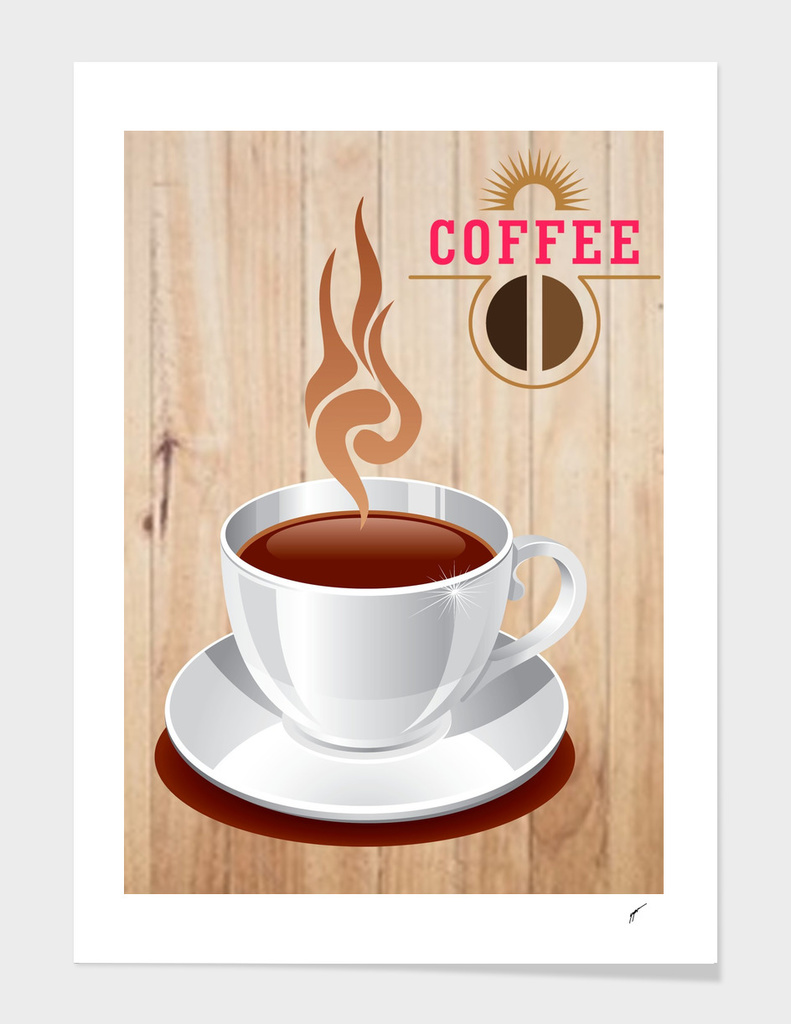 Coffee Poster 76 - Logo