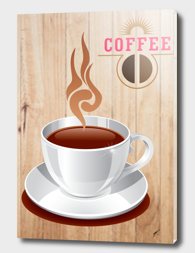 Coffee Poster 76 - Logo
