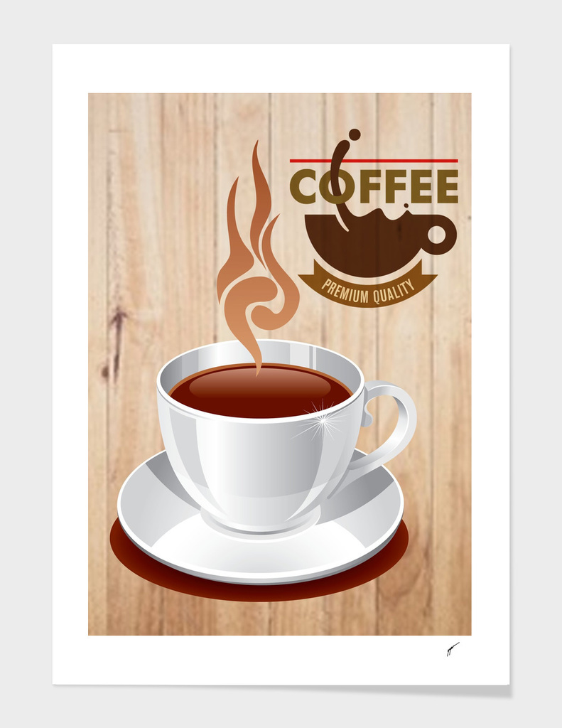 Coffee Poster 77 - Logo
