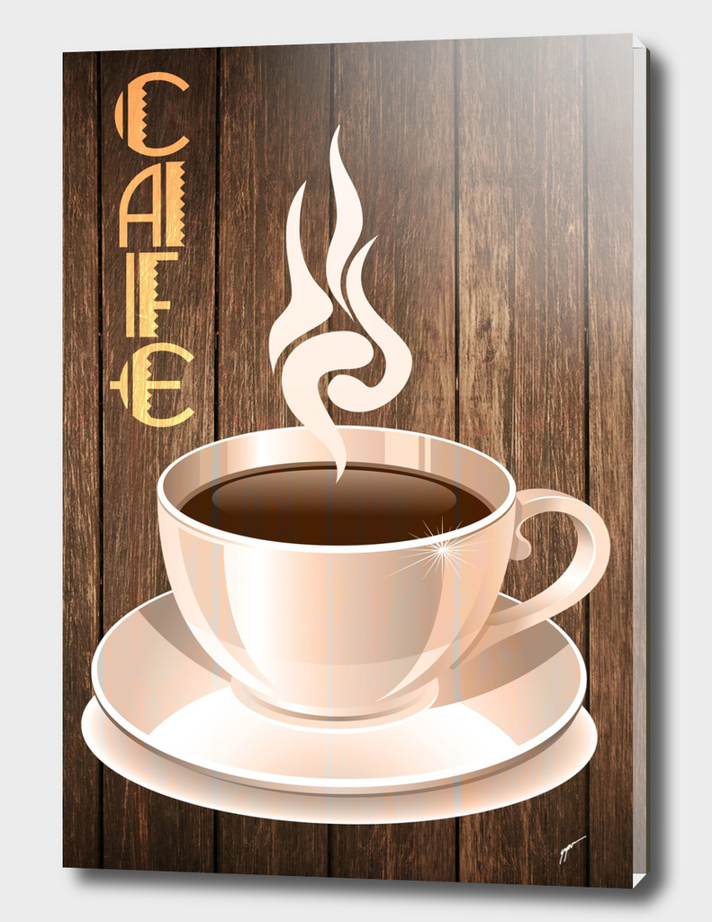 Coffee Poster 78 - Logo