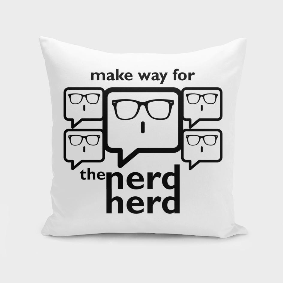 Minimalist nerdy design