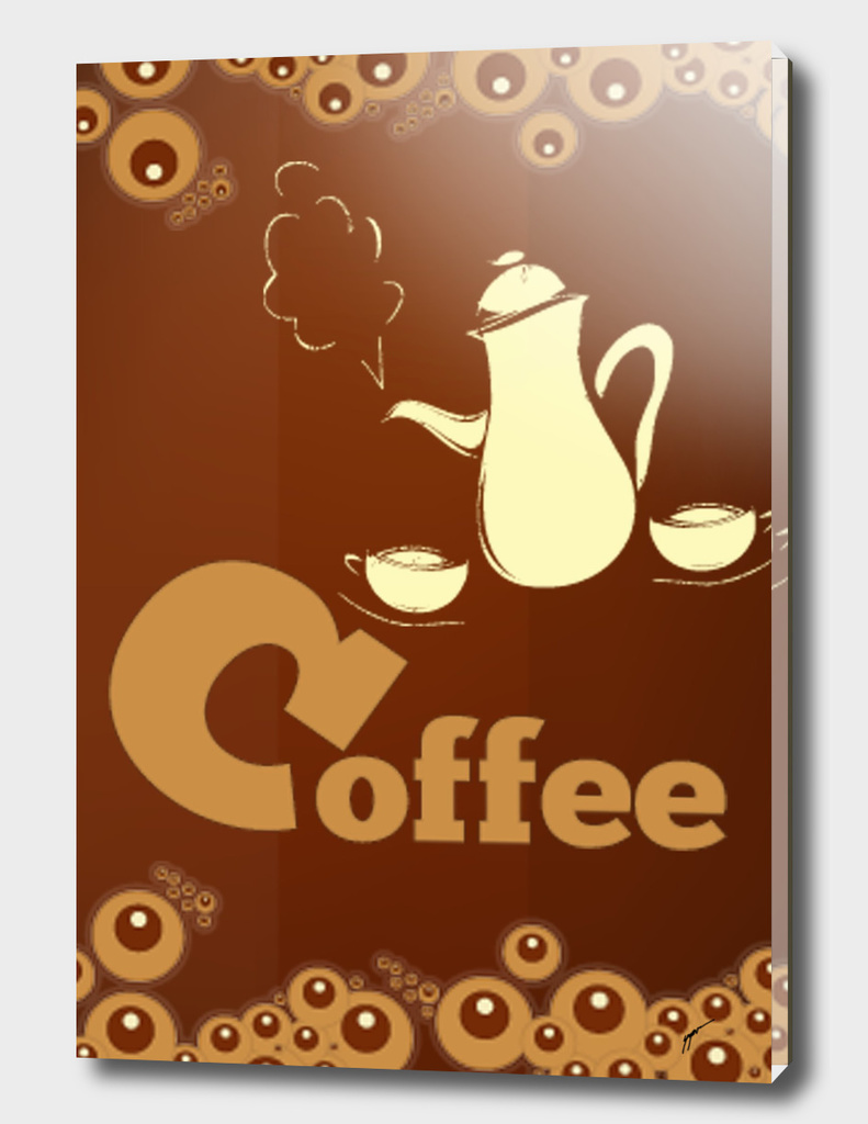 Poster 91 - Coffee