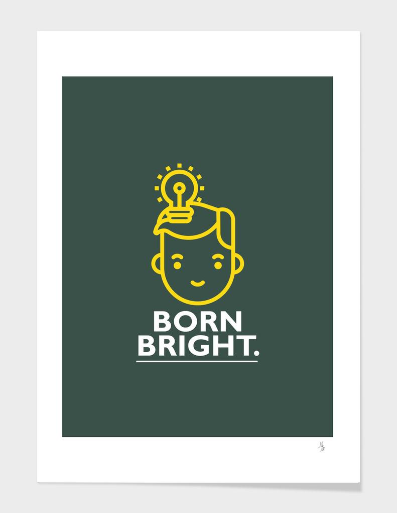 Born Bright Men's Casual Apparel