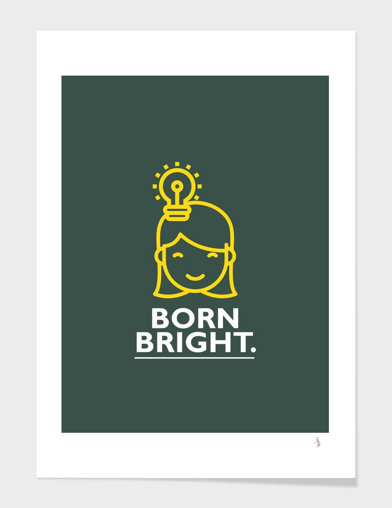 Born Bright Women's Casual Apparel