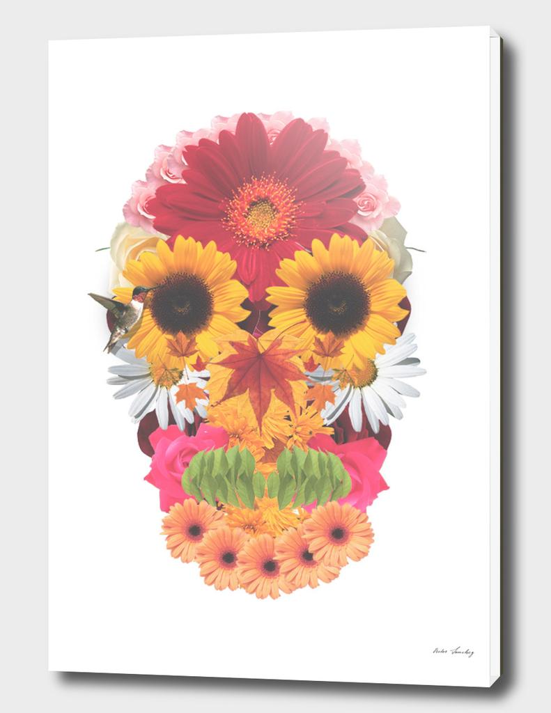 Calavera Floral