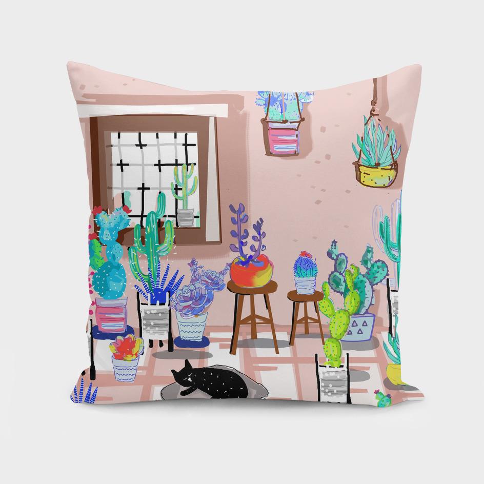 Cat in my Room - illustration 1