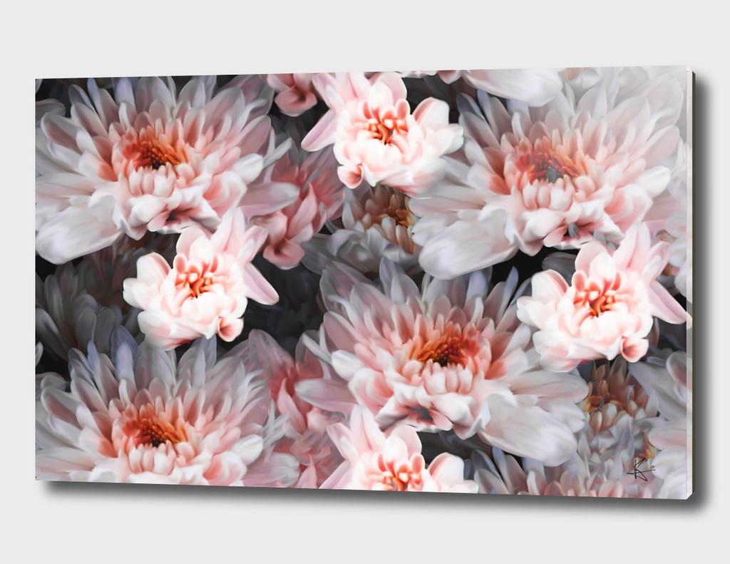 botanic flower painting
