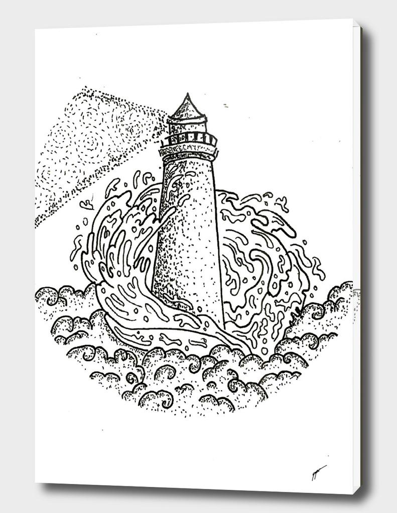 Sketch 06 - Lighthouse