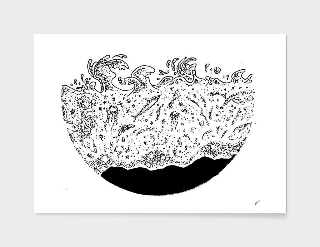 Sketch 08 - Underwater
