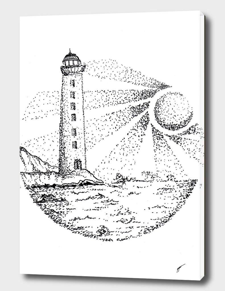 Sketch 13 - Lighthouse