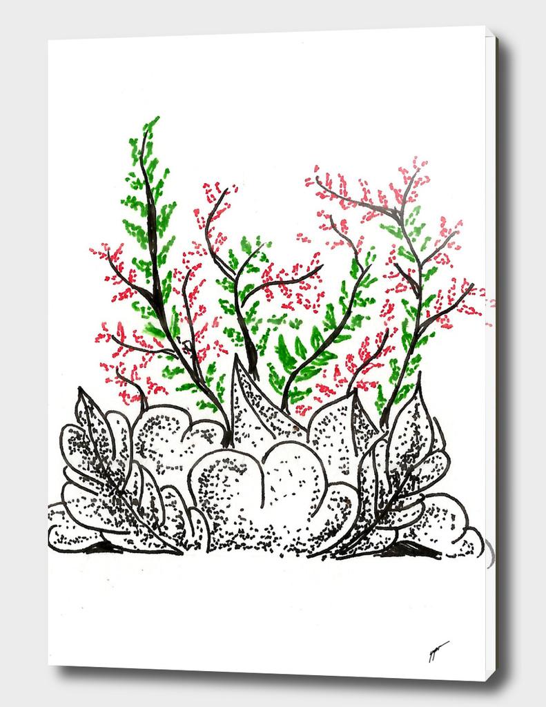 Sketch 15 - Micro Garden