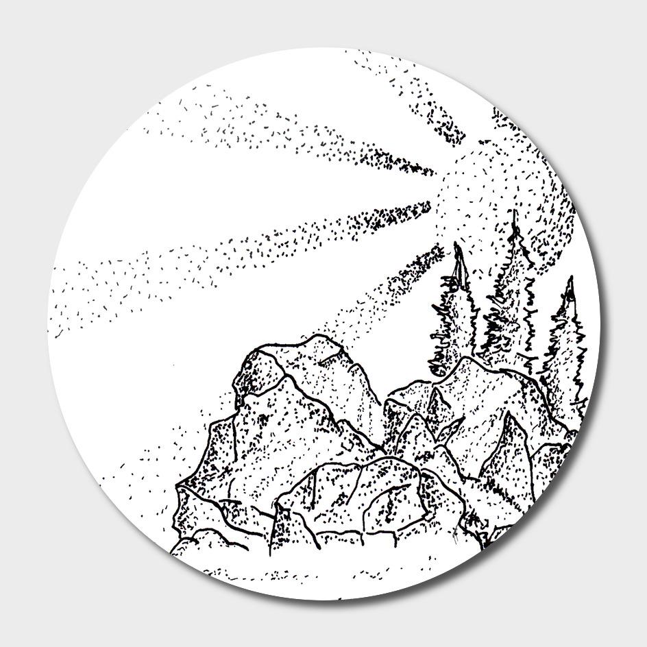 Sketch 16 - Sunshine