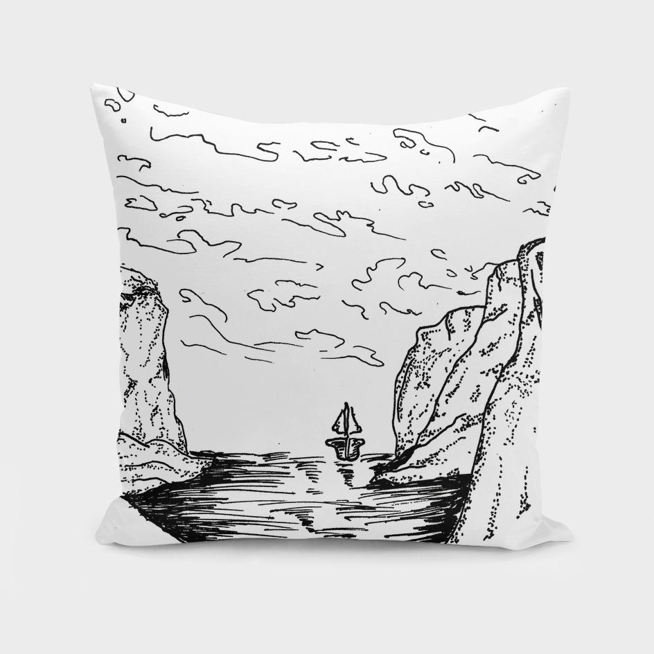 Sketch 31 - Sailing