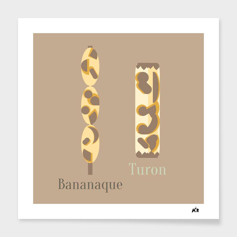 Bananaque Turon