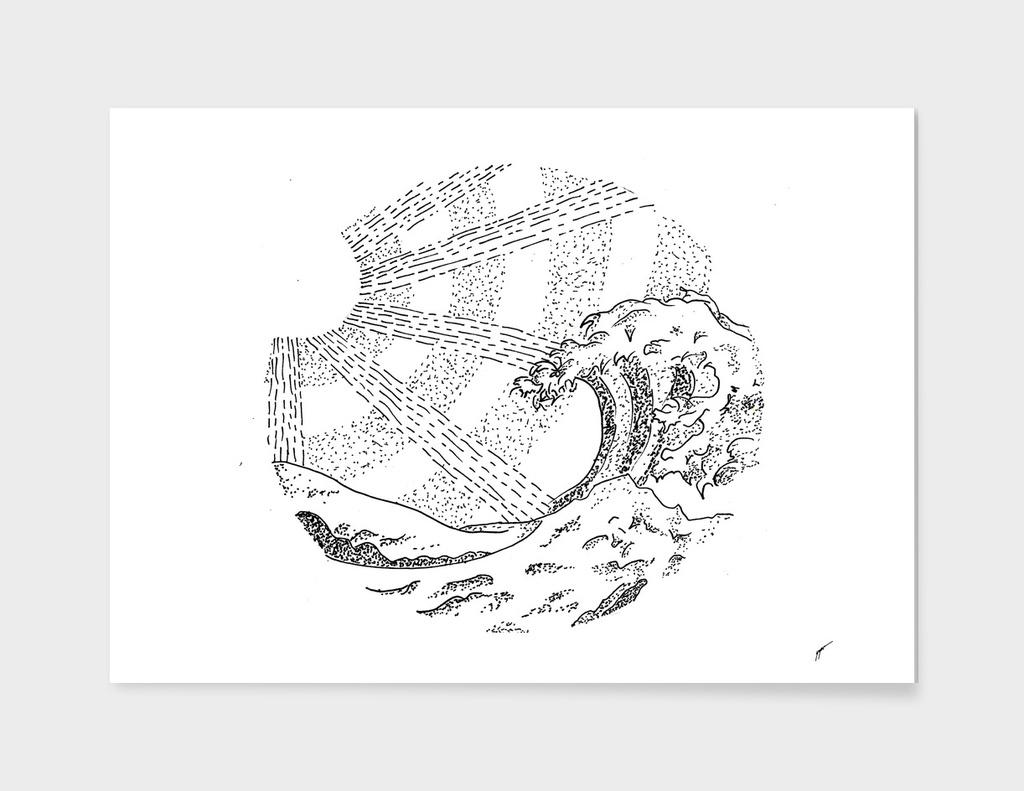 Sketch 35 - Wave