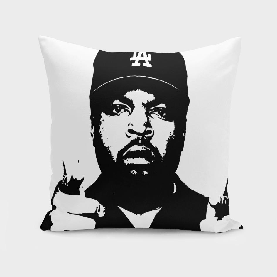 Ice Cube Stencil