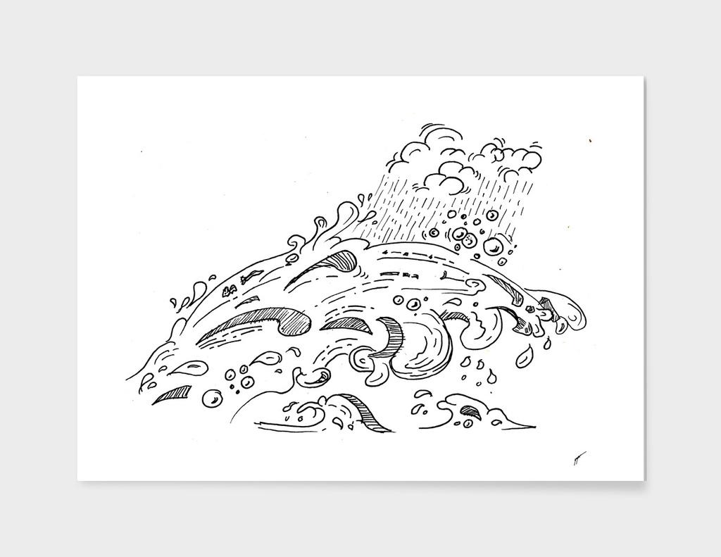 Sketch 38 - Wave
