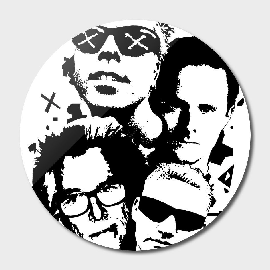 the Offspring Stencil