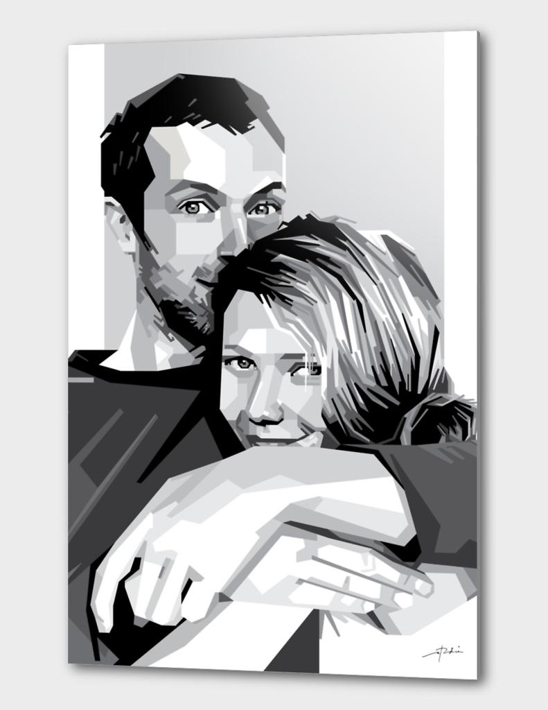 Chris Martin-Gwyneth Paltrow