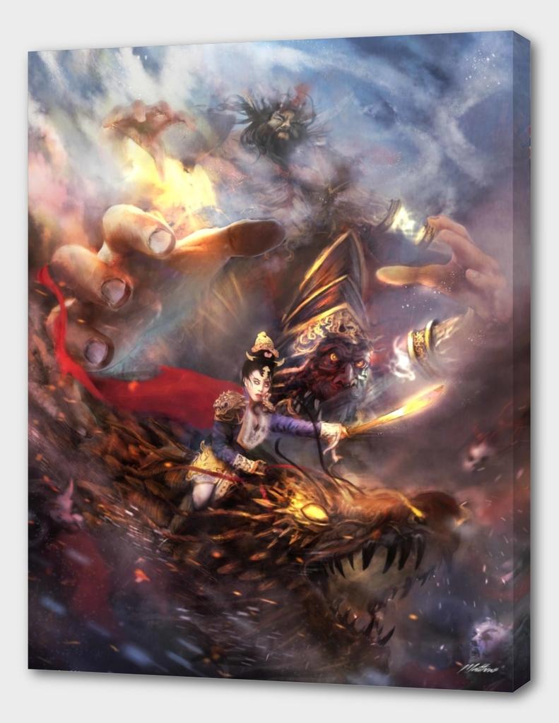Pan Gu A Hero's Last Stand