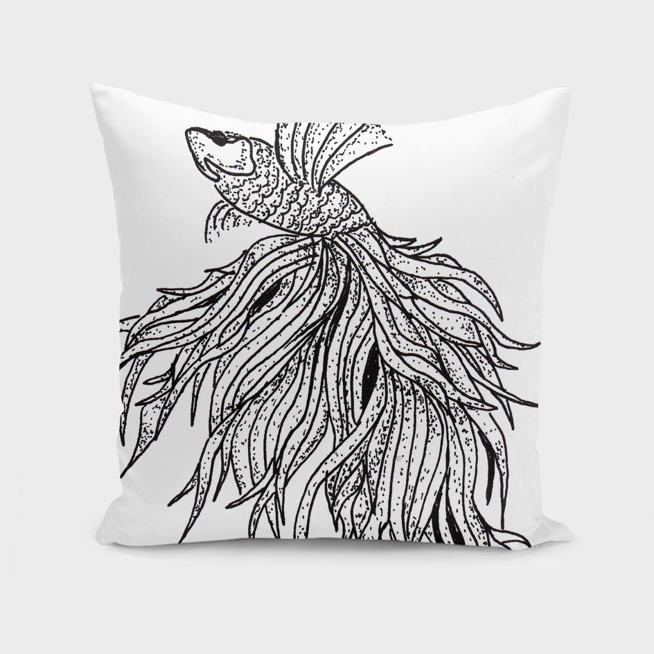 Sketch 55 - Betta Fish