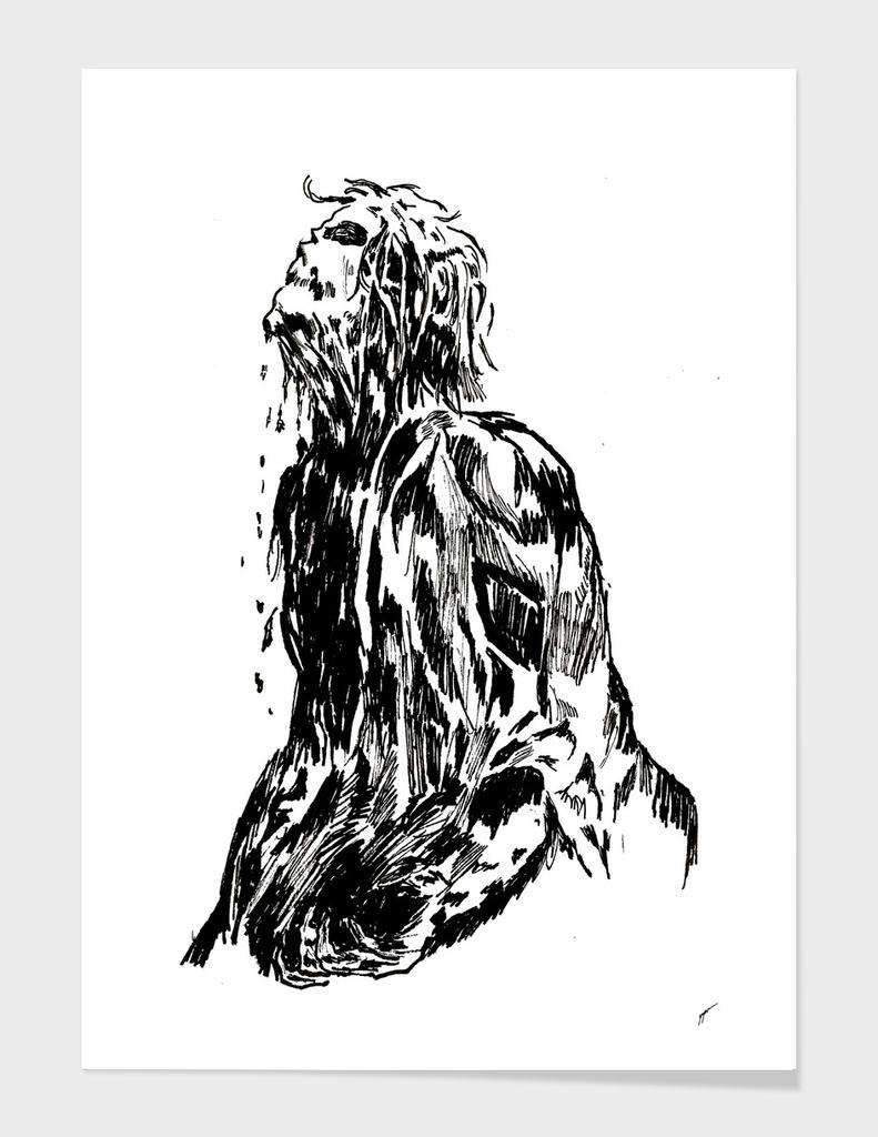 Sketch 57 - Zombie