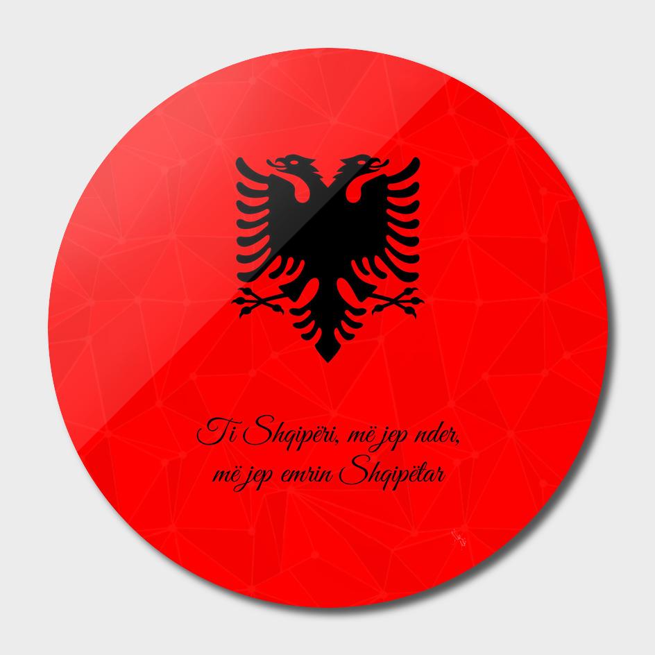You Albania give me honor