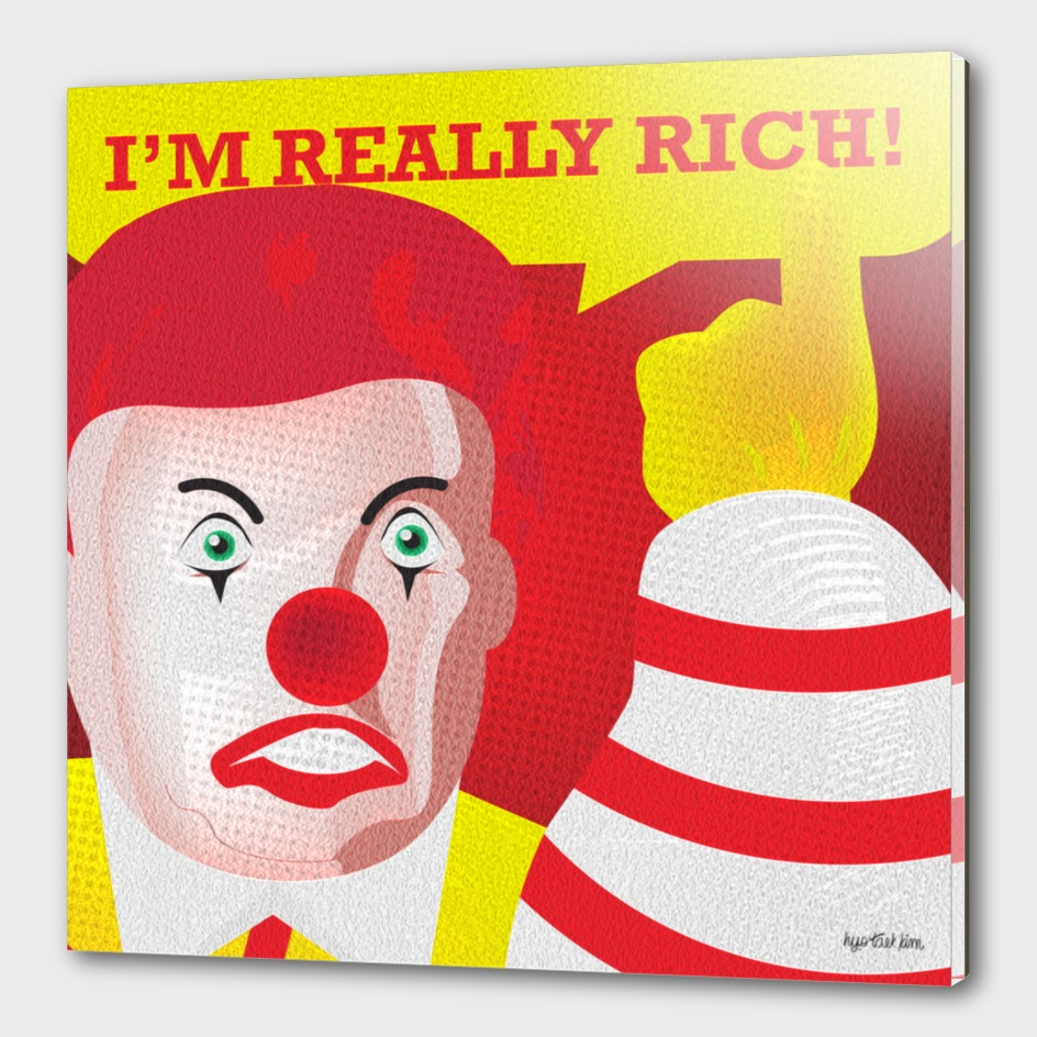 Mc Donald Trump