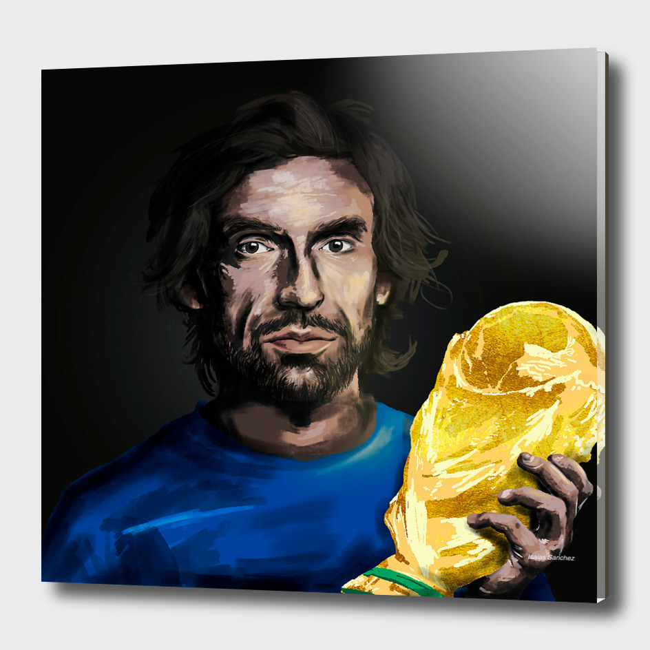 No Pirlo, no party.