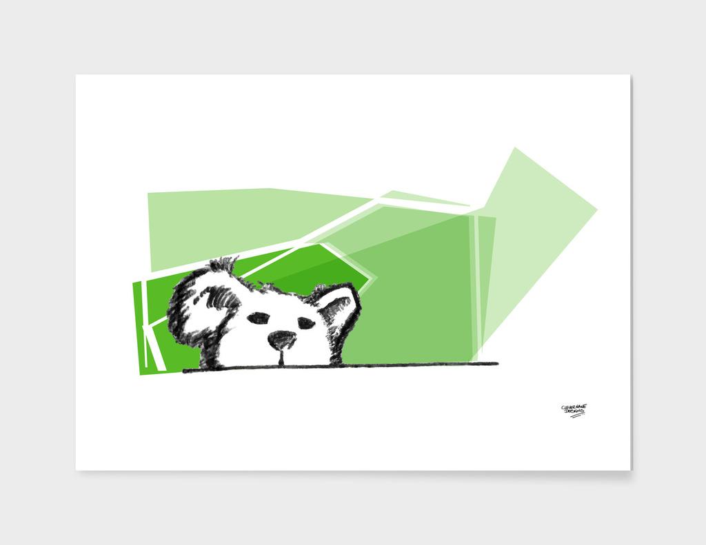 Is Teddy Bear. Hides
