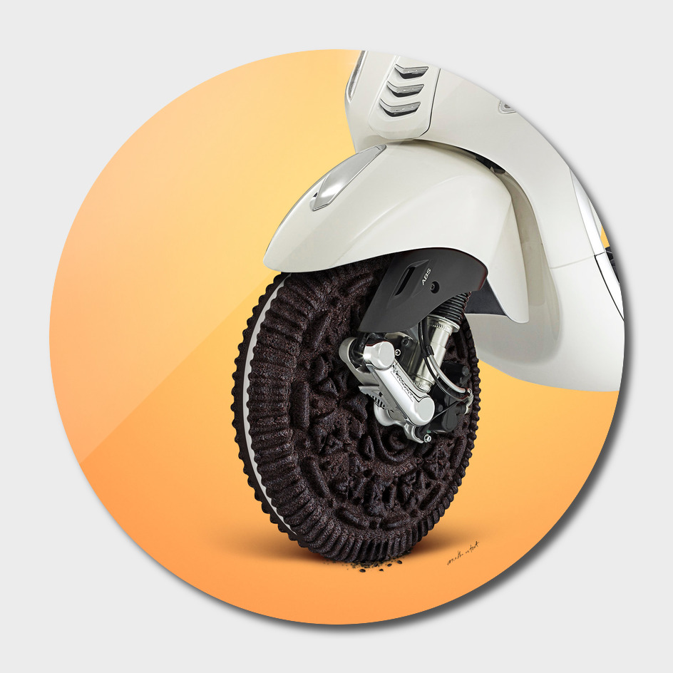 Cookie Wheel