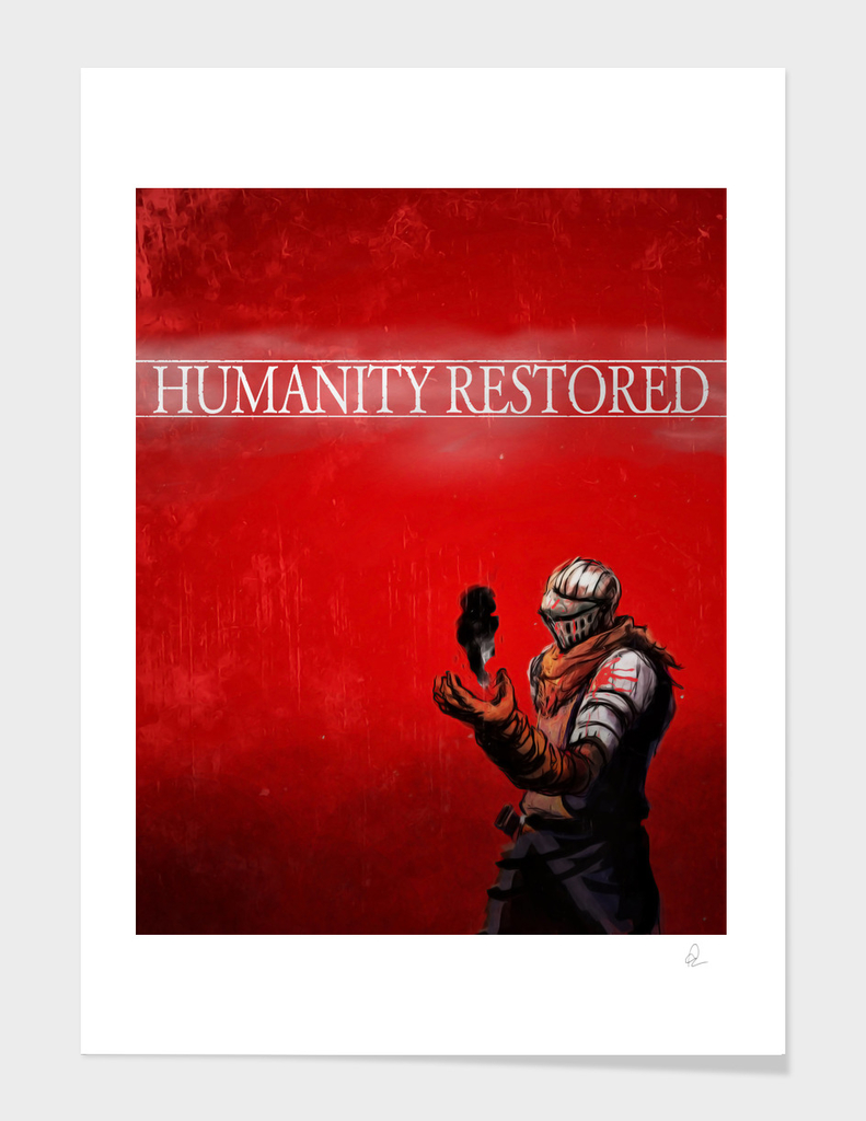 Dark Souls *Humanity Restored*